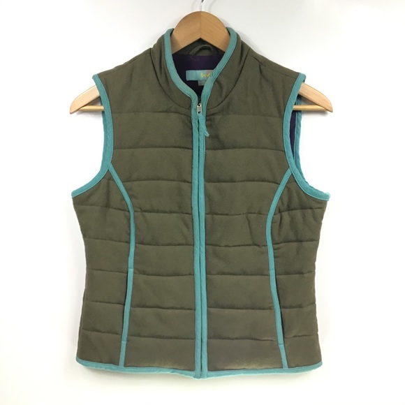 BODEN | Gilet Quilted Wool Vest